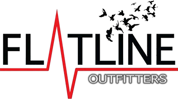 Hunt Flatline Outfitters – World Class Waterfowl Hunts Kansas & Oklahoma Logo